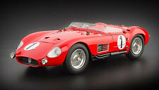 1956 MASERATI 300S #1 LEMANS 1/18 DIECAST MODEL CAR BY CMC 108
