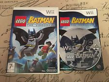 Lego Batman The Video Game - Nintendo Wii / Wii U Game
