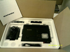Very Clean Low Use Marantz PMD670 Portable Digital Field Compact Flash Recorder
