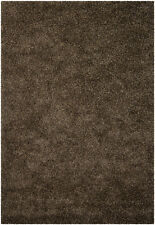 5x8' Chandra Rug  Barun Hand-woven Contemporary Shag  Polyester BAR21302-576