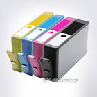 4 Pack 564XL Ink For HP564XL Photosmart 5510 5520 6510 6520 7510 7520 5511