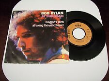 "BOB DYLAN ""AT BUDOKAN - MAGGIE'S FARM/ALL ALONG THE WATCHTOWER"" LIVE 1978 ROCK"