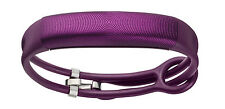 UP2 by Jawbone Activity + Sleep Tracker Lightweight Thin Strap Purple Orchid
