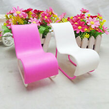 1Pcs Doll Rocking Chair Sweet Dream House for Barbie Furniture Accessories    R