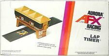 1974 Vintage Aurora AFX Model Motoring Slot Car LAP TIMER Accessory Sealed Box!