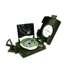 New Professional Pocket Military Army Geology Compass Outdoor Camping Hiking