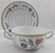 Villeroy & and Boch Heinrich INDIAN SUMMER soup bowl and saucer UNUSED