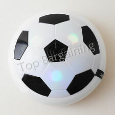 1 x Children Hover Fun Football Gift Indoor Soft Foam Floating Fun ball LED