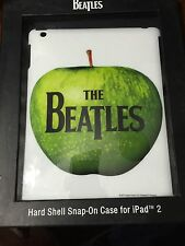 THE BEATLES GREEN APPLE HARD SHELL Snap-On CASE For IPAD 2 In Box