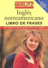 Berlitz Inglés Norteamericano Libro de Frases (Berlitz Phrase Book) (English and