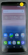 Alcatel Idol 3 6045I AT&T T-Mobile Unlocked Android Smart Cellphone BLACK *GOOD*