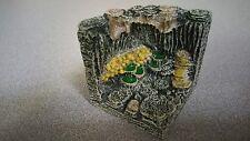Dwarven Forge Cavern Corner tile 5-AB.  Painted.