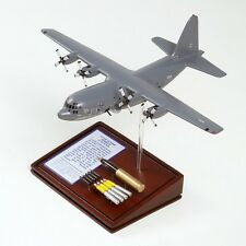 USAF Lockheed AC-130U Spooky Gunship Desk Top Display Model 1/122 MC Airplane