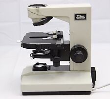 Nikon Labophot Microscope Stand with XY Stage and Lamphouse