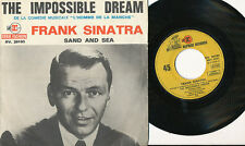 FRANK SINATRA 45 TOURS FRANCE THE IMPOSSIBLE DREAM