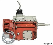New Dodge Cummins Diesel NV4500 5 Speed Transmission 4x4, No Core, NV4500-KA