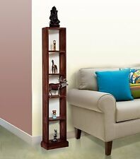 Wood Wooden bookcase book shelves/ Display rack Sheesham Wood