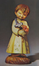 "Anri Juan Ferrandiz ""FIRST BLOSSOM"" NEW 6"" #652000 Wood Carved  LE"