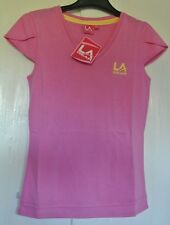 New Girls LA Gear Top pink 11-12 years