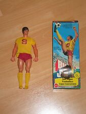 Big Jim Mattel footballeur / star kicker / capo cannoniere - 1979