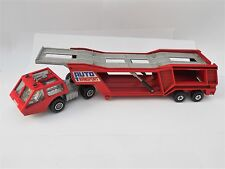 "Matchbox Superkings K10 ""CAR TRANSPORTER ""CLEAR GLASS & 5 SPOKES from G15 SF SET"