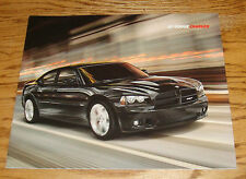 Original 2007 Dodge Charger Deluxe Sales Brochure 07 SE SXT R/T SRT8