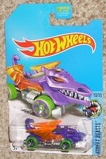 2017 Hot Wheels Car Treasure Hunt Street Beasts DRAGON BLASTER MOC