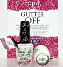 OPI - Glitter Off Peelable Base Coat - NT B01