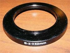 BAY 2 II to 52mm Filter Adapter for Rollei Yashica