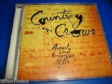 COUNTING CROWS cd AUGUST AND EVERYTHING AFTER  free US shipping