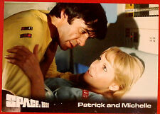 SPACE 1999 - Card #36 - Patrick and Michelle - Unstoppable Cards Ltd 2015