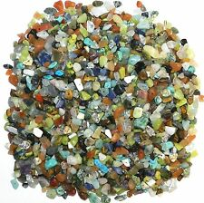 GCXX9910 Assorted Gemstone Medium (4-10mm) Nugget Chip Bead Mix 16-Ounce
