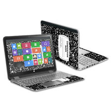 """Skin Decal Wrap for HP Envy x360 15.6"""" (2014 Version) Laptop Compositon Book"""