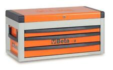 Beta Tools C22S-O 3 Drawer Tool Top Box Cabinet Chest Orange Colour
