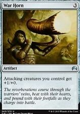 War Horn   x4 NM  Magic Origins  MTG Magic Cards Artifact Uncommon