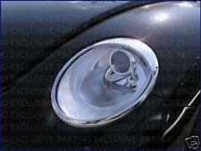 VW NEW BEETLE 2006- 2011 DÉGUISEMENT POUR PHARES DANS CHROMÉ