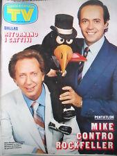 TV Sorrisi e Canzoni n°39 1985 007 James Bond Bersaglio Mobile - Ok prezzo [C96]