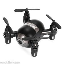 GTeng T906W WiFi FPV 4CH 6 Axis Gyro Voice Controlled Mini RC Quadcopter