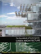 Book - The Sourcebook of Comtemporary Green Architecture (US/UK Import) Ökobau