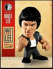"Titans Collectible Action Figure - KUNG FU Bruce Lee Round 5 70022 New (5"" Inch)"
