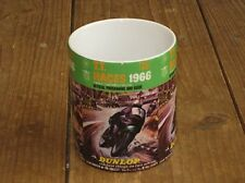 Isle of Man TT Races 1966 Programme Cover Advert MUG