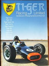 TIGER RACING LTD CATALOGUE 2005. UK DISPATCH
