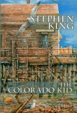 The Colorado Kid (Hardcover), Stephen King, 9781848631267