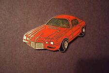 Vintage Chevrolet Camaro  Hat Pin Lapel  Pin