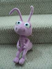Excellent Discontinued Rare Disney Store The Bug's Life Purple Ant W/Wings 19""