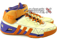 Adidas TS Commander Grant Hill Exclusive, Purple, Orange, Mens Size: 15