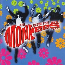 MONKEES - THE DEFINITIVE CD ~ GREATEST HITS / BEST OF ~ DAVY JONES 60's *NEW*