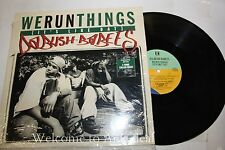 Da Bush Babees - We Run Things (It's Like Dat) (1994) LP(VG) 12""