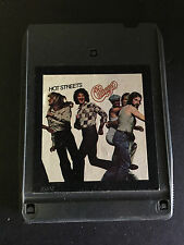 "Chicago-""Hot Streets"" 8-Track Tape-Good Condition"