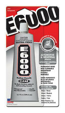 NEW! E-6000 Automotive And Industrial Adhesive 3.7 oz. 230022